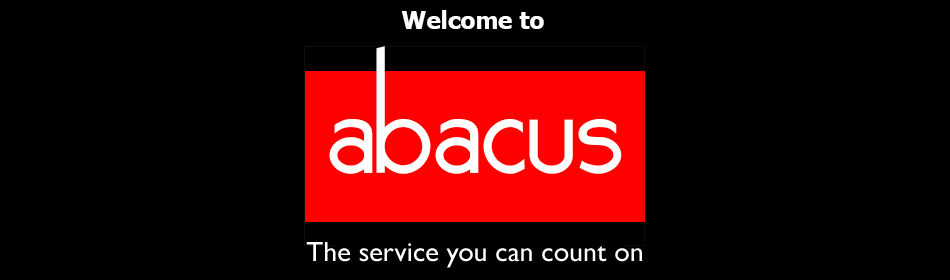 Wecome to Abacus
